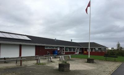 Hvidovre Kajakklub. Foto: oktober 2017.