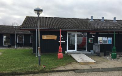 Hvidovre Sejlklub og Susets Køkken. Foto: januar 2018.