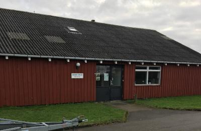 Hvidovre Roklub. Foto: januar 2018